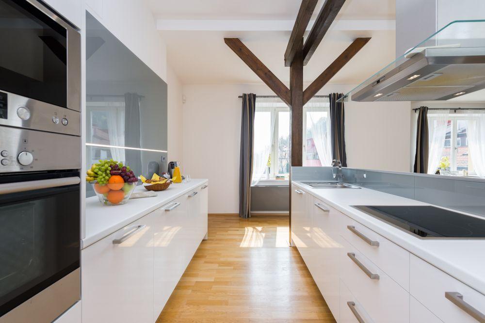Půdní byt 3+kk, plocha 146 m², ulice Hellichova, Praha 1 - Malá Strana | 2