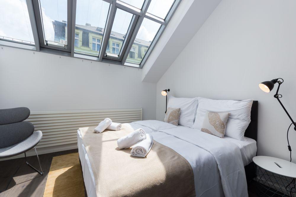 Půdní byt 5+kk, plocha 194 m², ulice Dlážděná, Praha 1 - Nové Město | 5