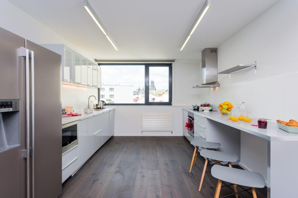 Půdní byt 5+kk, plocha 194 m², ulice Dlážděná, Praha 1 - Nové Město | 7