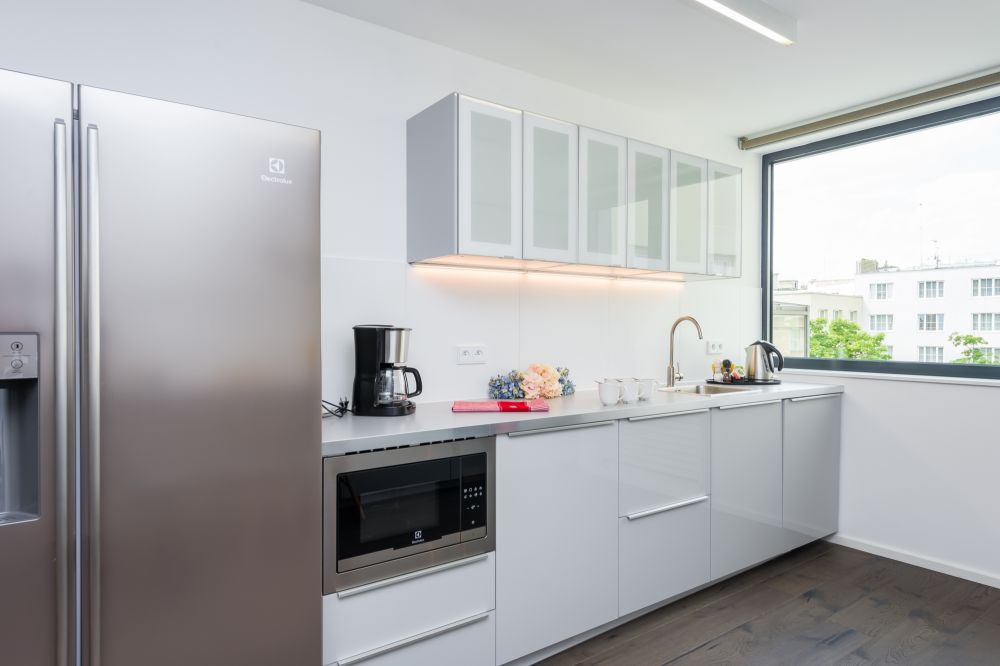Půdní byt 5+kk, plocha 194 m², ulice Dlážděná, Praha 1 - Nové Město | 9