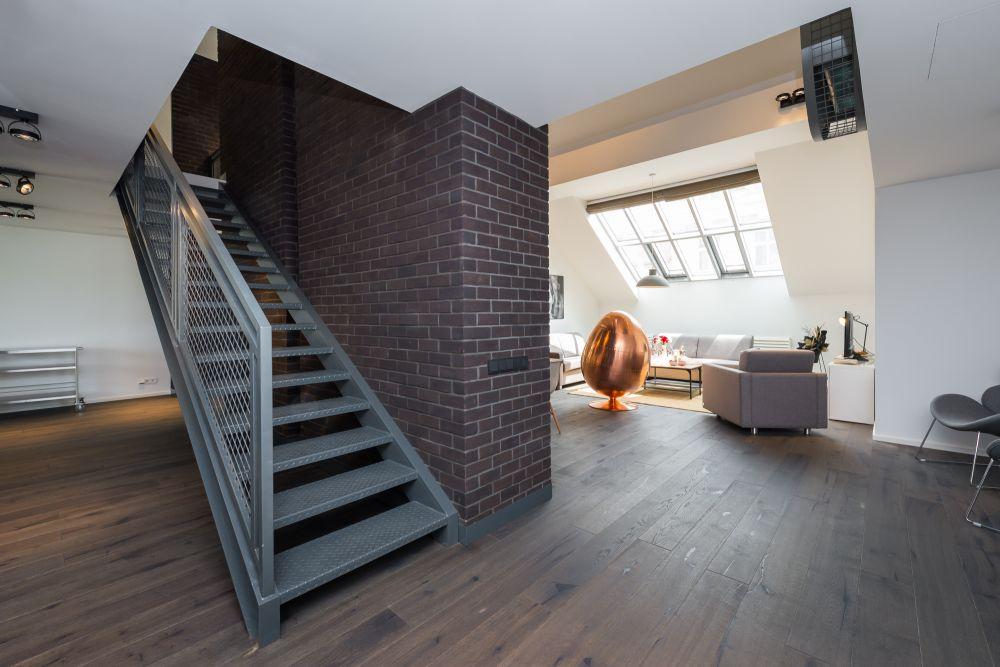 Půdní byt 5+kk, plocha 194 m², ulice Dlážděná, Praha 1 - Nové Město | 10