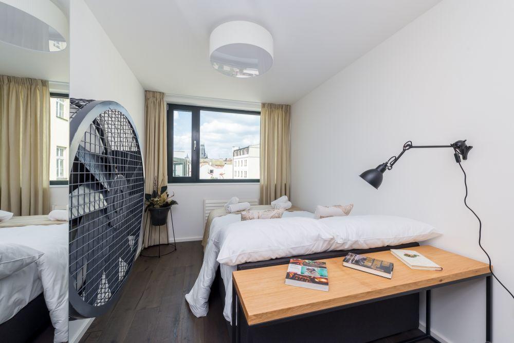 Půdní byt 5+kk, plocha 194 m², ulice Dlážděná, Praha 1 - Nové Město | 11
