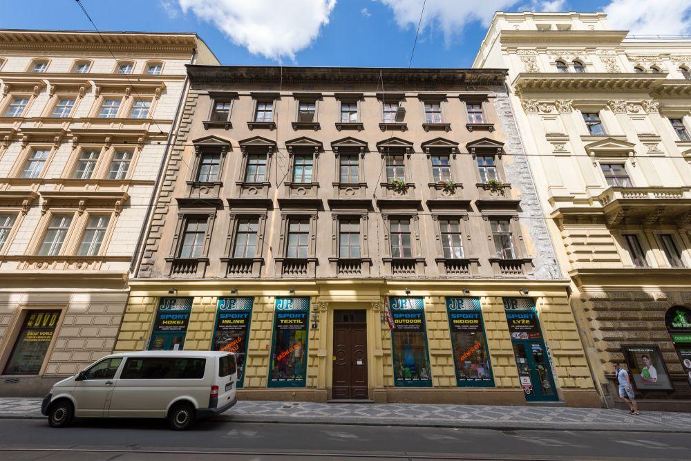 Půdní byt 5+kk, plocha 194 m², ulice Dlážděná, Praha 1 - Nové Město | 21