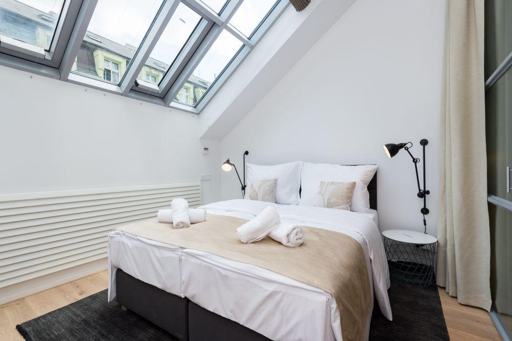 Půdní byt 4+kk, plocha 187 m², ulice Dlážděná, Praha 1 - Nové Město | 5
