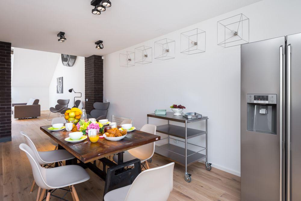 Půdní byt 4+kk, plocha 187 m², ulice Dlážděná, Praha 1 - Nové Město | 9