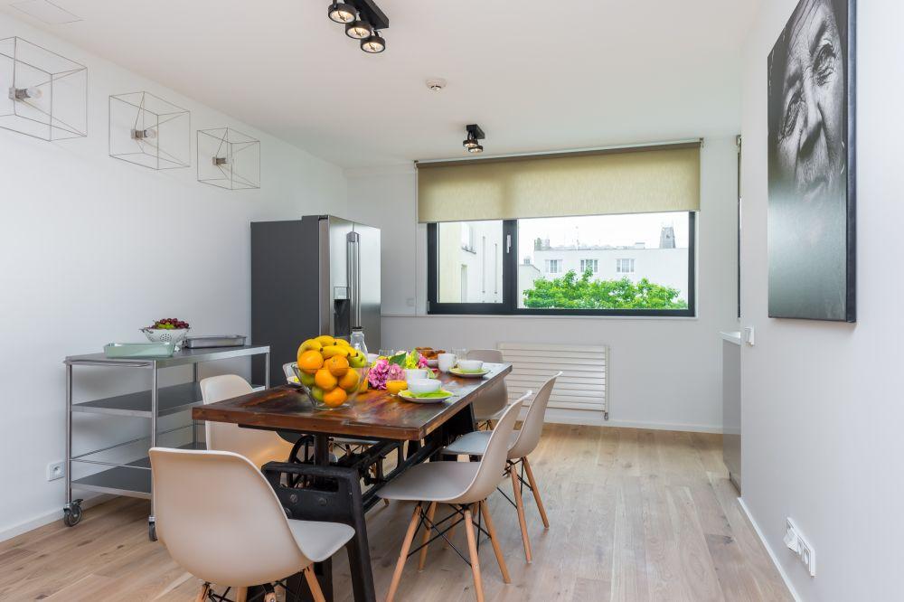 Půdní byt 4+kk, plocha 187 m², ulice Dlážděná, Praha 1 - Nové Město | 10