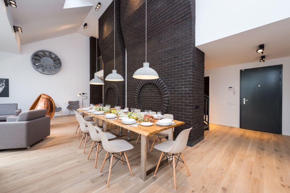 Půdní byt 4+kk, plocha 187 m², ulice Dlážděná, Praha 1 - Nové Město | 1