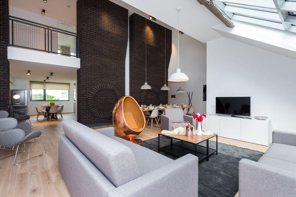 Půdní byt 4+kk, plocha 187 m², ulice Dlážděná, Praha 1 - Nové Město | 3