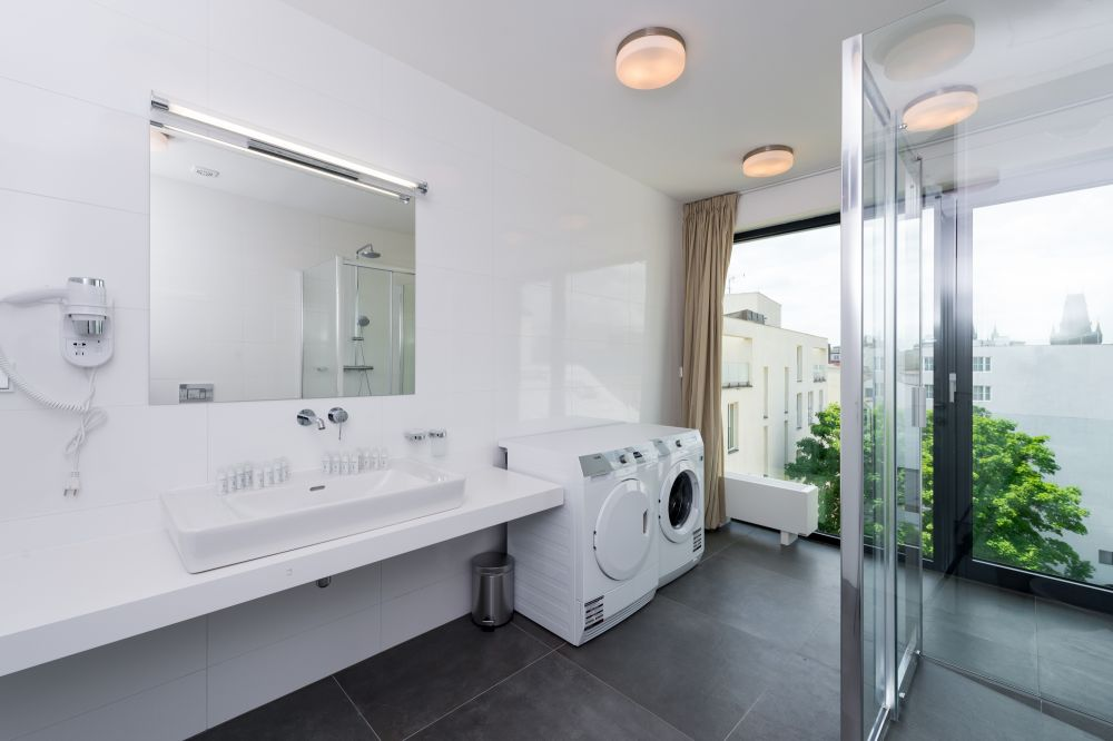 Půdní byt 4+kk, plocha 187 m², ulice Dlážděná, Praha 1 - Nové Město | 15