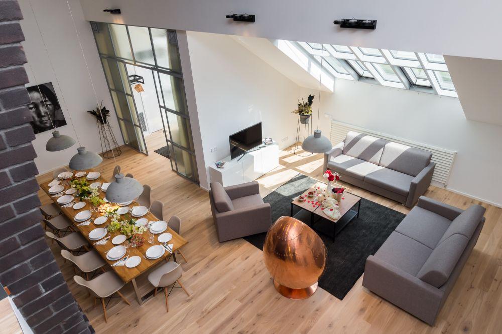 Půdní byt 4+kk, plocha 187 m², ulice Dlážděná, Praha 1 - Nové Město | 19