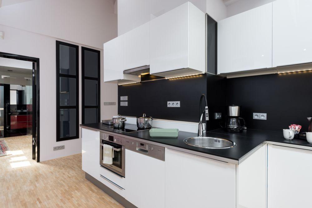Půdní byt 4+kk, plocha 159 m², ulice Ve Smečkách, Praha 1 - Nové Město | 4