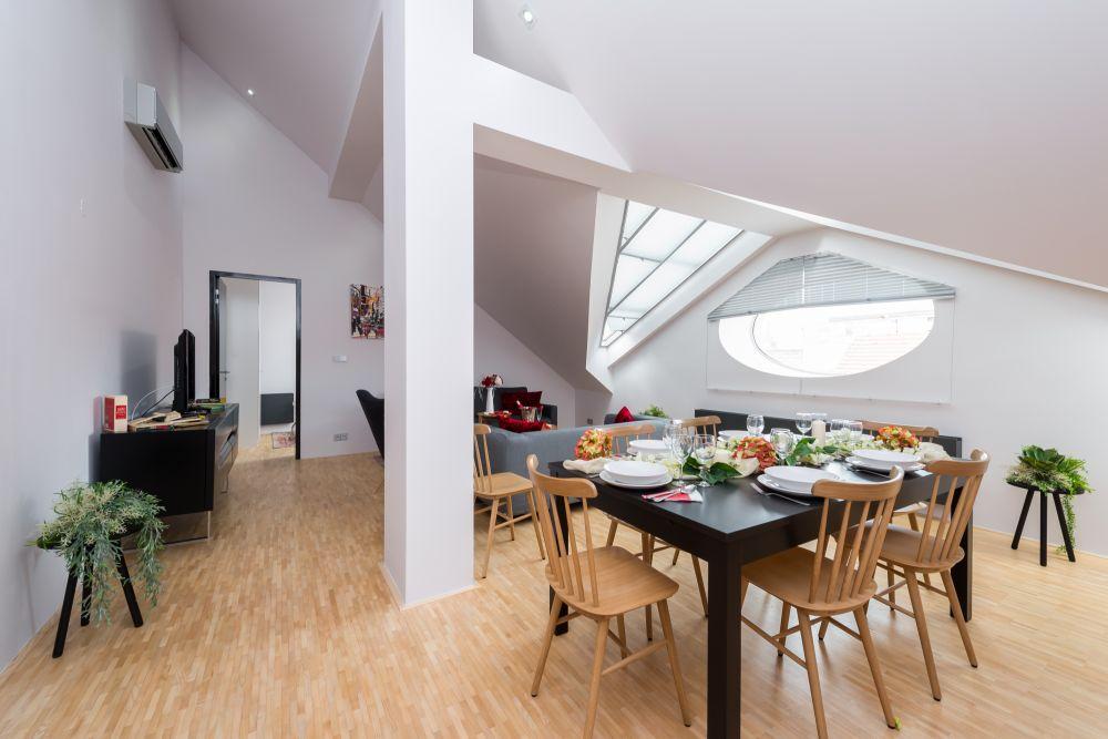 Půdní byt 4+kk, plocha 159 m², ulice Ve Smečkách, Praha 1 - Nové Město | 5