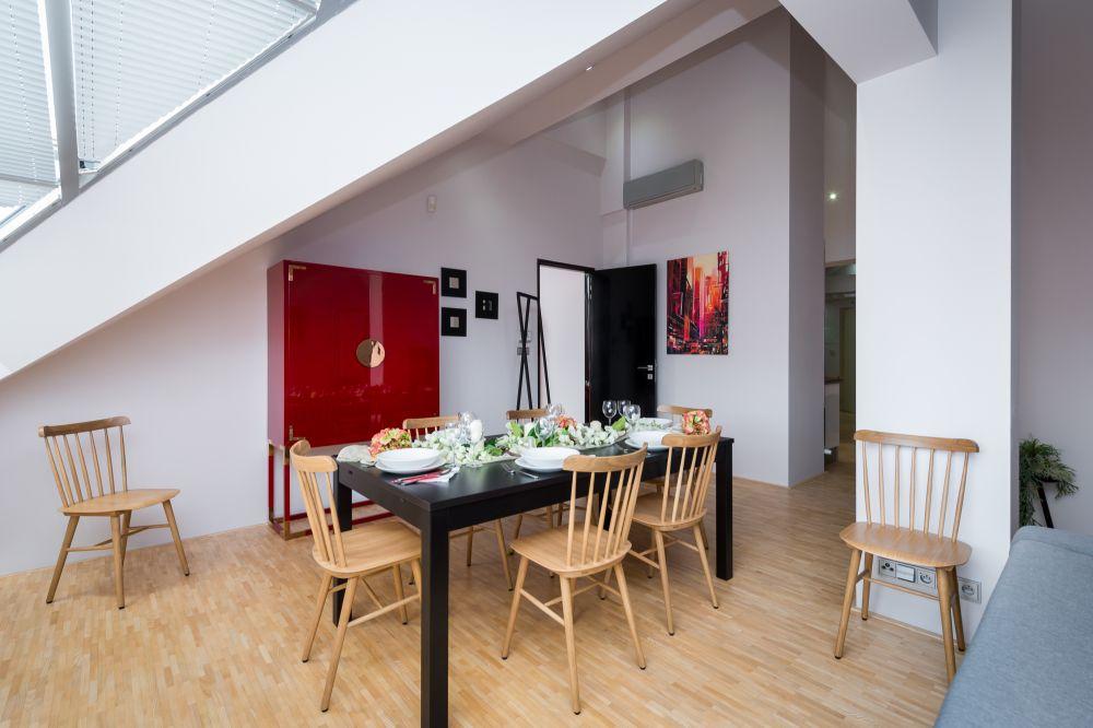 Půdní byt 4+kk, plocha 159 m², ulice Ve Smečkách, Praha 1 - Nové Město | 8
