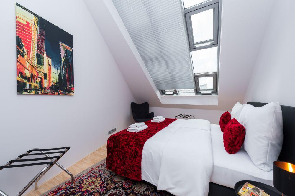 Půdní byt 4+kk, plocha 159 m², ulice Ve Smečkách, Praha 1 - Nové Město | 10