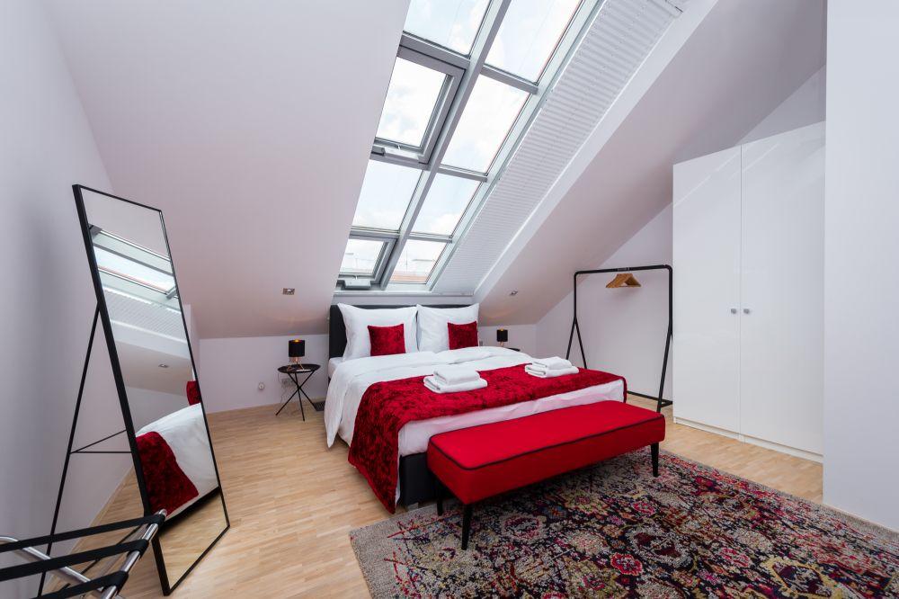 Půdní byt 4+kk, plocha 159 m², ulice Ve Smečkách, Praha 1 - Nové Město | 12