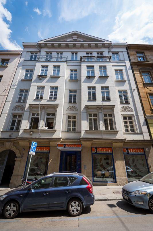 Půdní byt 4+kk, plocha 159 m², ulice Ve Smečkách, Praha 1 - Nové Město | 20