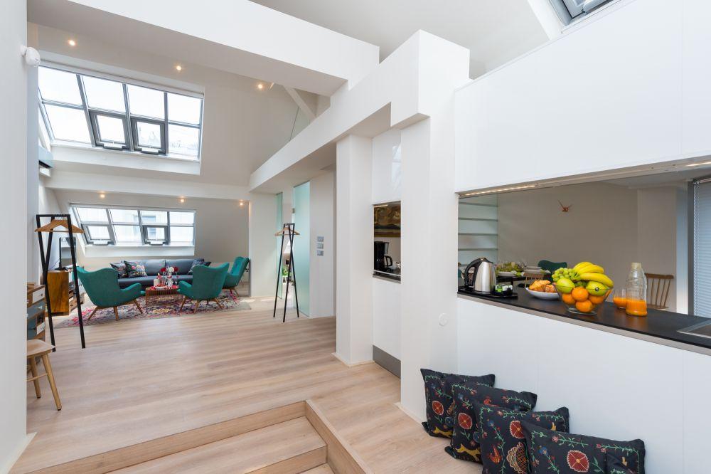 Půdní byt 4+kk, plocha 151 m², ulice Ve Smečkách, Praha 1 - Nové Město | 1