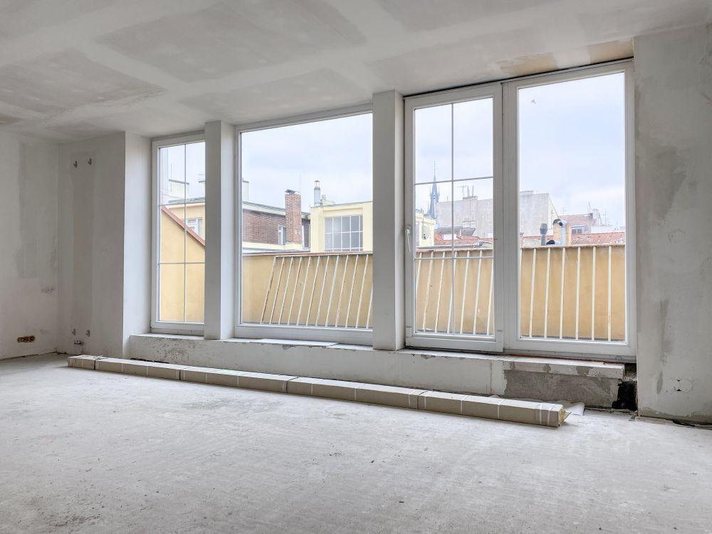 Půdní byt 5+kk, plocha 198 m², ulice Navrátilova, Praha 1 - Nové Město | 4