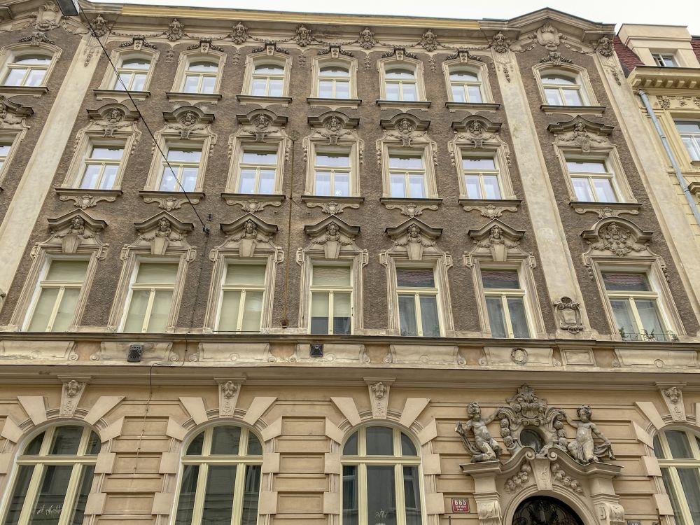 Půdní byt 5+kk, plocha 198 m², ulice Navrátilova, Praha 1 - Nové Město | 20