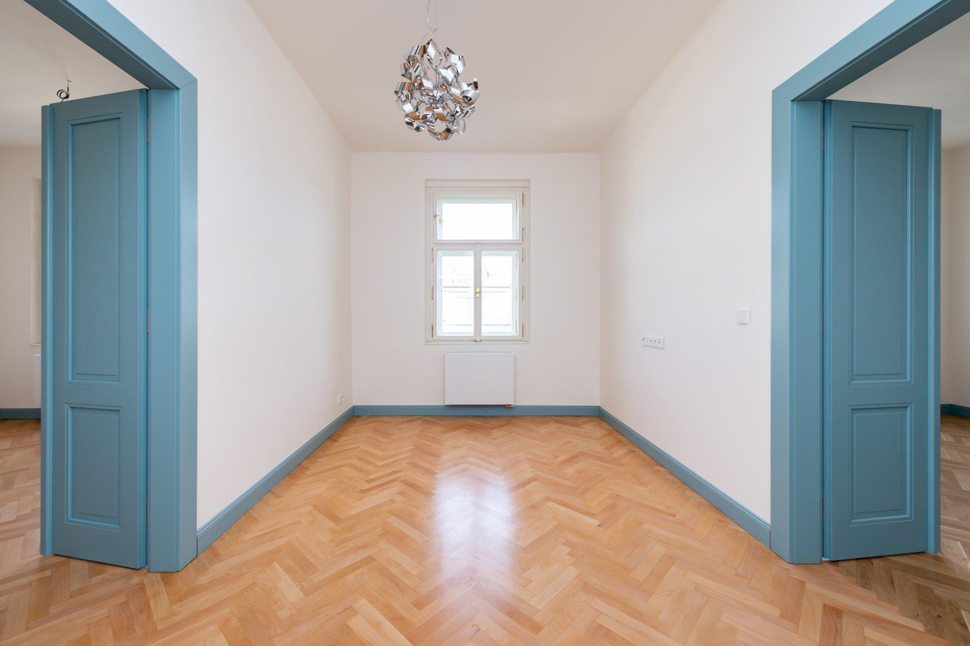 Půdní byt 3+1, plocha 81 m², ulice Petrské náměstí, Praha 1 - Nové Město | 2