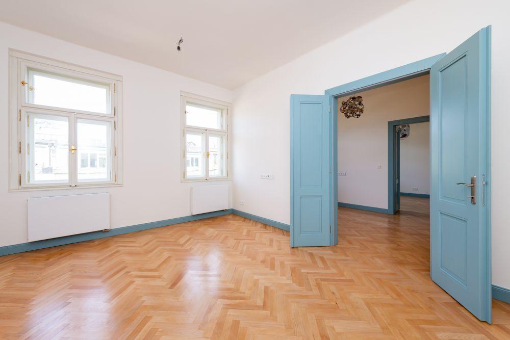 Půdní byt 3+1, plocha 81 m², ulice Petrské náměstí, Praha 1 - Nové Město | 6
