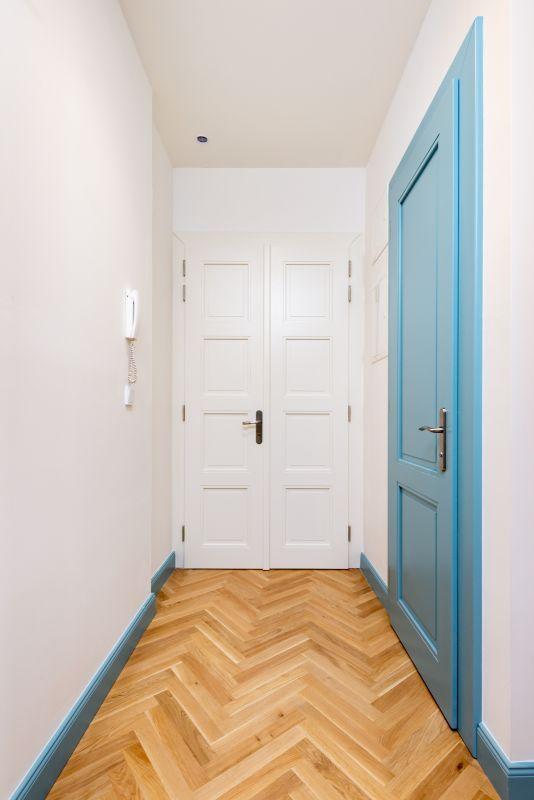 Půdní byt 3+1, plocha 81 m², ulice Petrské náměstí, Praha 1 - Nové Město | 10