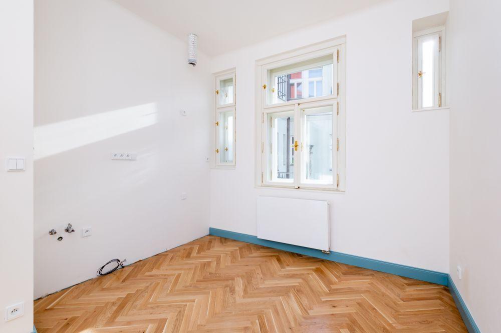 Půdní byt 3+1, plocha 81 m², ulice Petrské náměstí, Praha 1 - Nové Město | 11