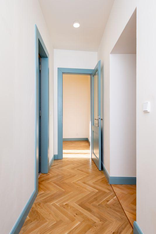 Půdní byt 3+1, plocha 81 m², ulice Petrské náměstí, Praha 1 - Nové Město | 12