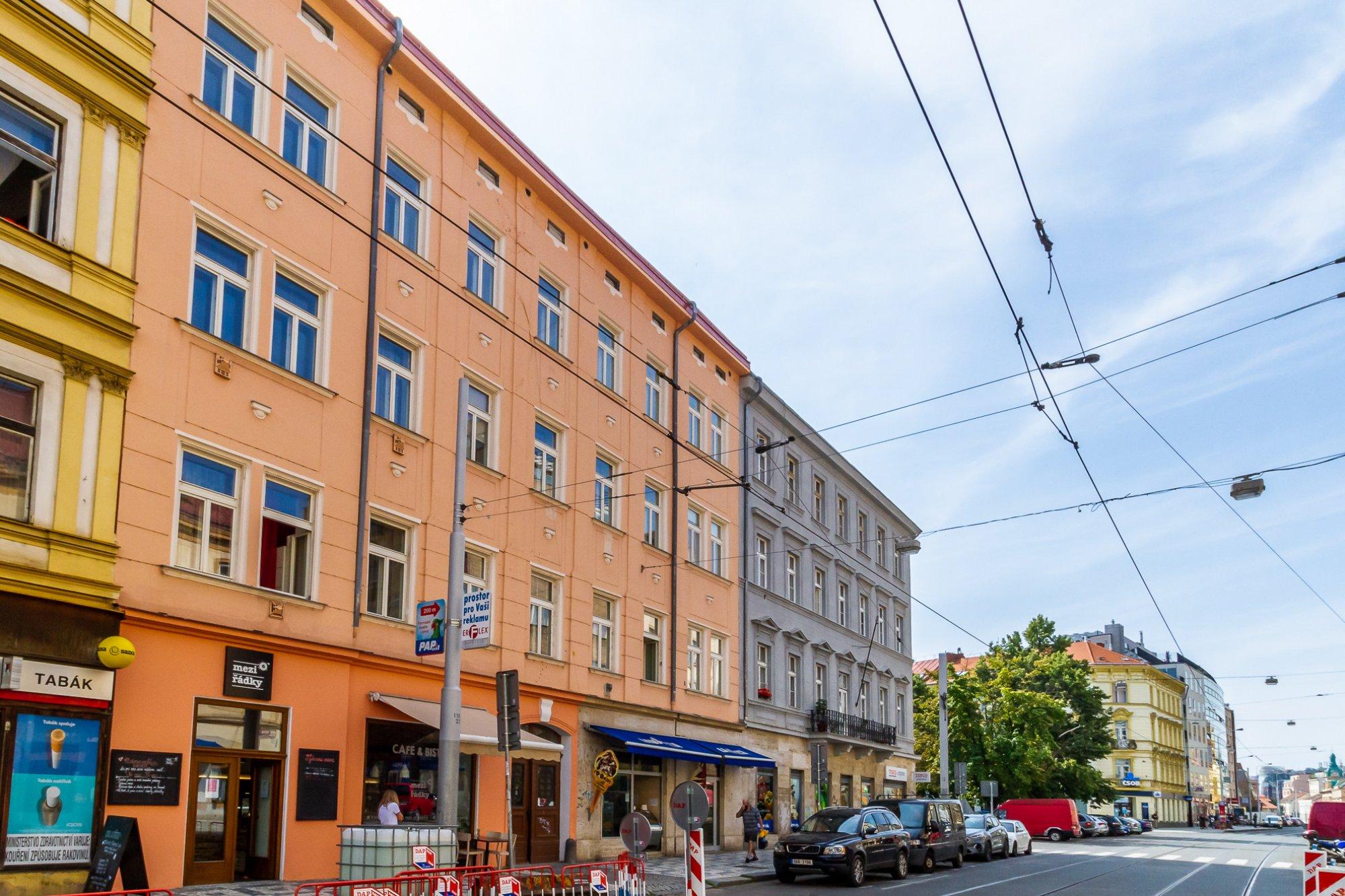 Developerský projekt Štefánikova, ulice Štefánikova, Praha 5 - Smíchov | 3