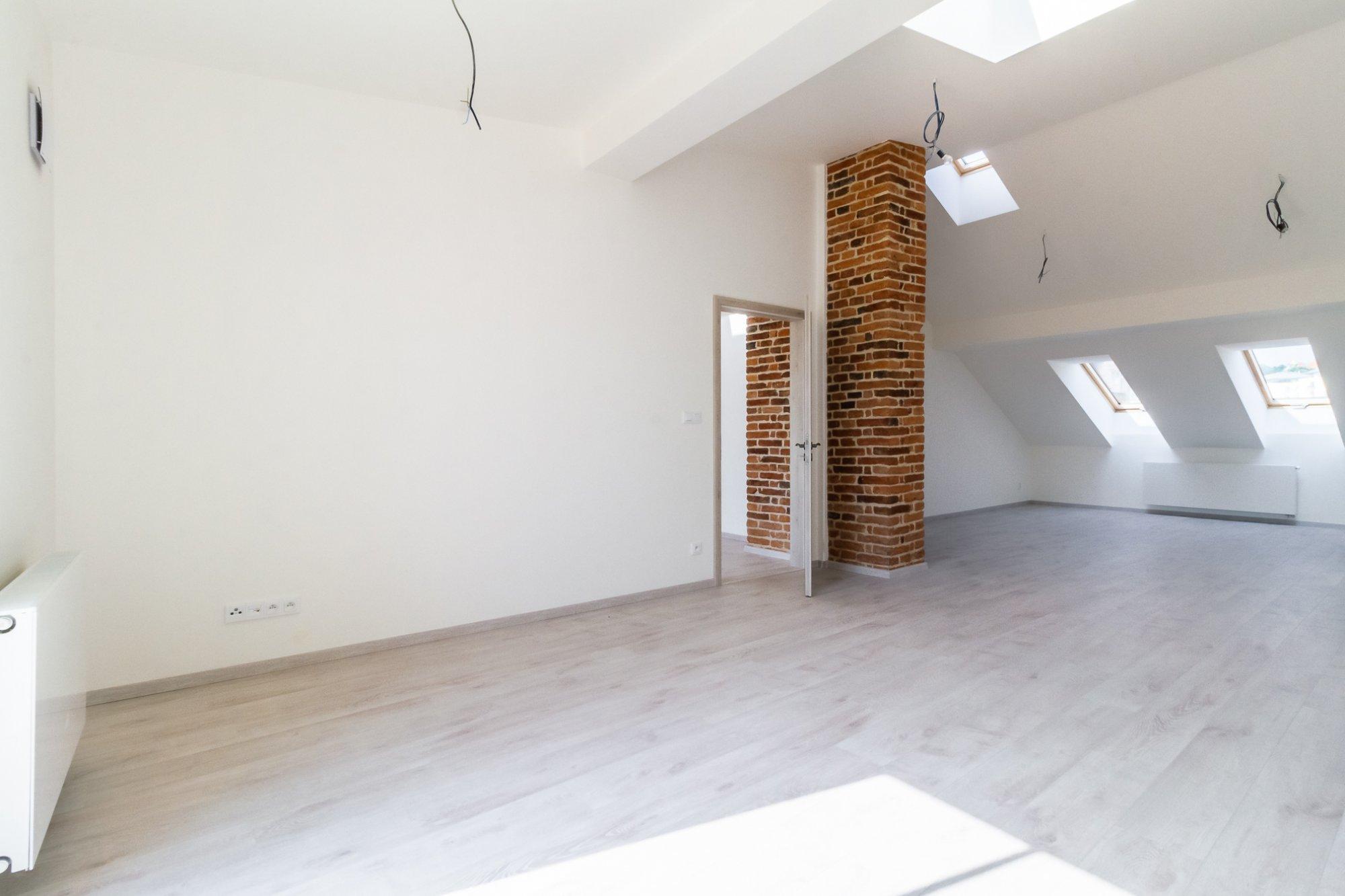 Půdní byt 3+kk, plocha 121 m², ulice Štefánikova, Praha 5 - Smíchov | 3