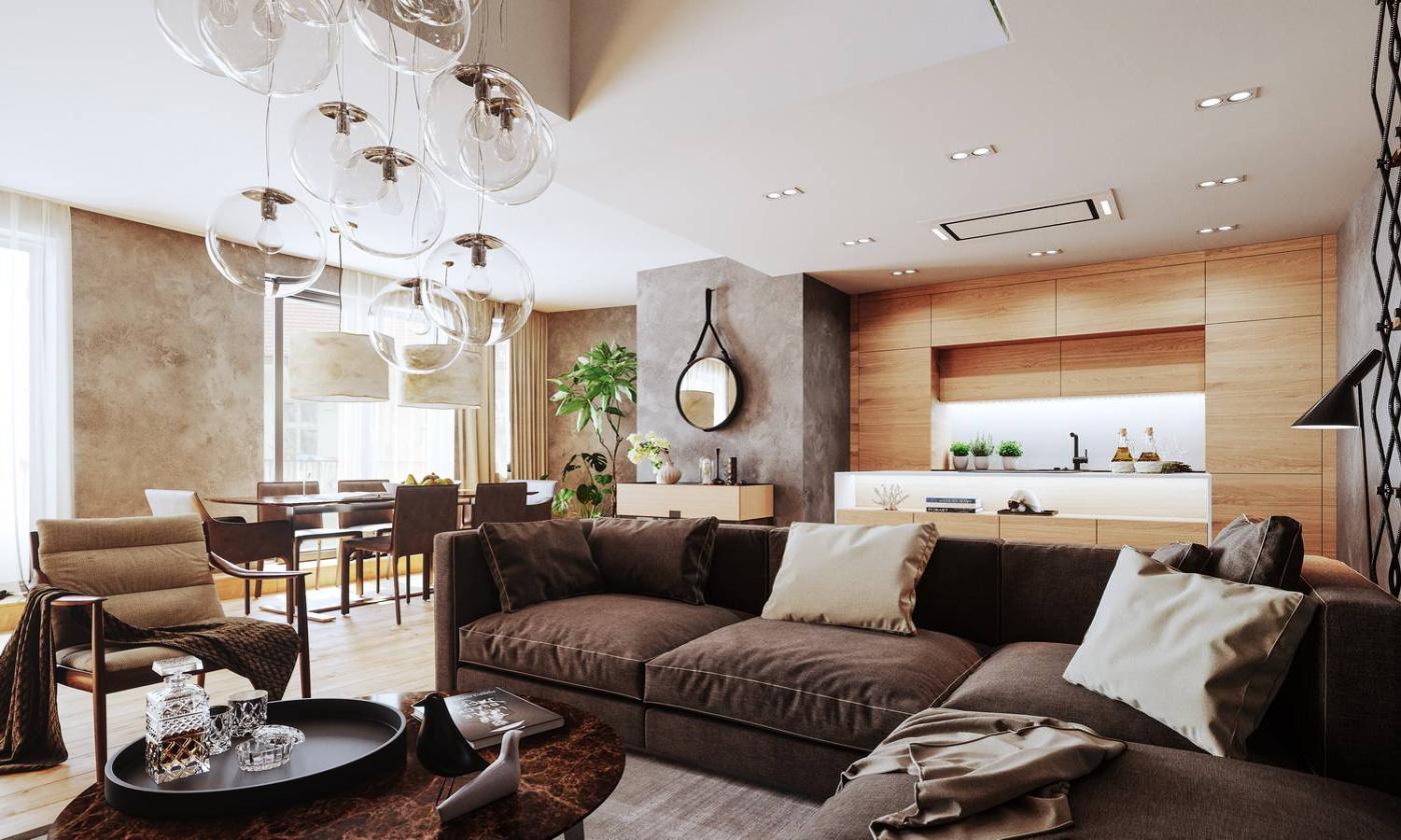 Půdní byt 4+kk, plocha 142 m², ulice Jungmannova, Praha 1 - Nové Město | 2