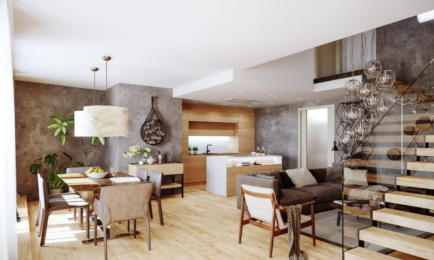 Půdní byt 4+kk, plocha 142 m², ulice Jungmannova, Praha 1 - Nové Město | 3
