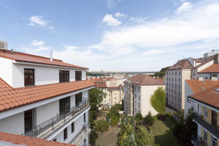 Půdní byt 2+kk, plocha 79 m², ulice Lumírova, Praha 2 - Vyšehrad, cena 7 490 000 Kč | 18