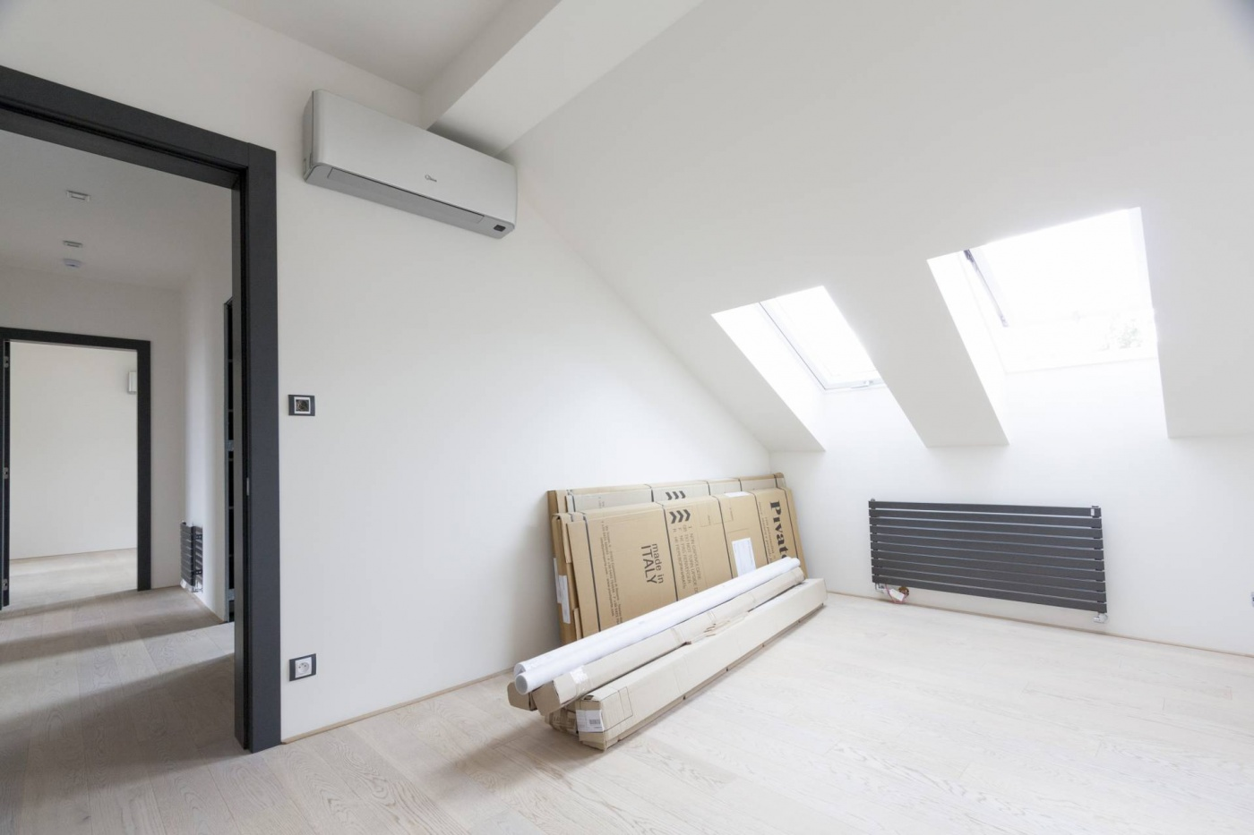 Půdní byt 3+1, plocha 98 m², ulice Lumírova, Praha 2 - Vyšehrad   3