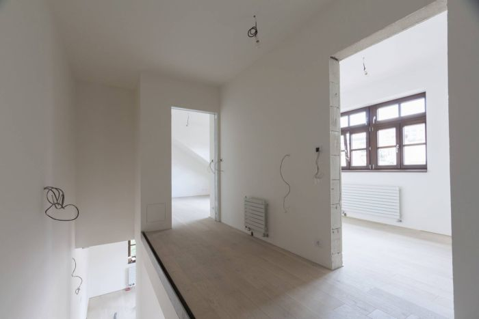 Půdní byt 3+kk, plocha 110 m², ulice Lumírova, Praha 2 - Vyšehrad | 24