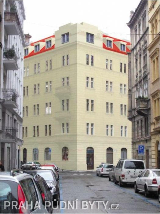 Developerský projekt Sládkova, ulice Sládkova, Praha 7 - Bubeneč | 1