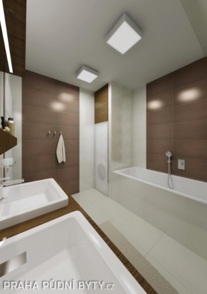 Půdní byt 4+kk, plocha 137 m², ulice Nad Závěrkou, Praha 6 - Břevnov | 3