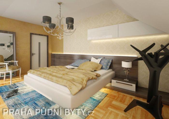 Půdní byt 5+kk, plocha 185 m², ulice Nad Závěrkou, Praha 6 - Břevnov | 4