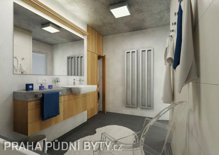 Půdní byt 3+kk, plocha 118 m², ulice Nad Závěrkou, Praha 6 - Břevnov | 11