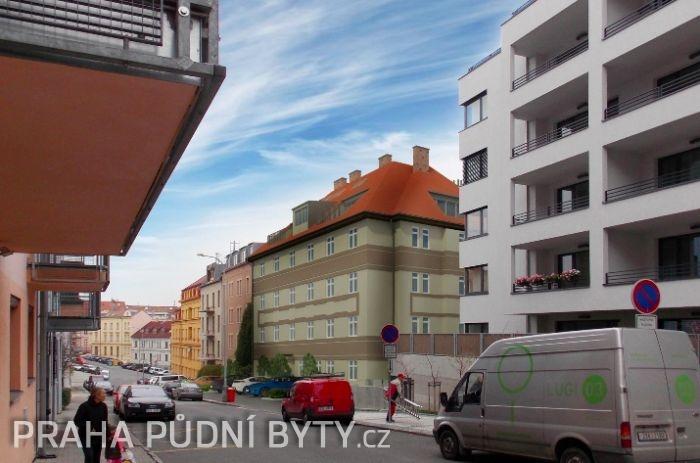 Půdní byt 3+kk, plocha 118 m², ulice Nad Závěrkou, Praha 6 - Břevnov | 7