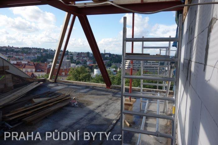 Půdní byt 3+kk, plocha 118 m², ulice Nad Závěrkou, Praha 6 - Břevnov | 6
