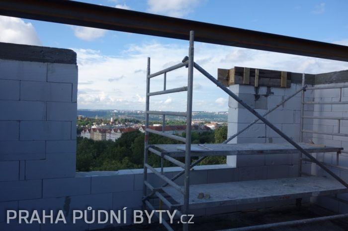 Půdní byt 3+kk, plocha 118 m², ulice Nad Závěrkou, Praha 6 - Břevnov | 13