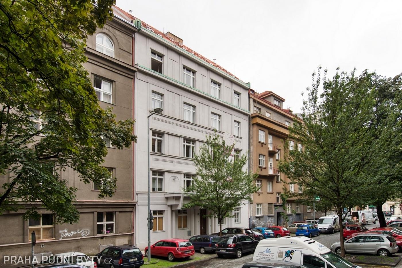 Developerský projekt U Kulaťáku, ulice Národní Obrany, Praha 6 - Dejvice | 1
