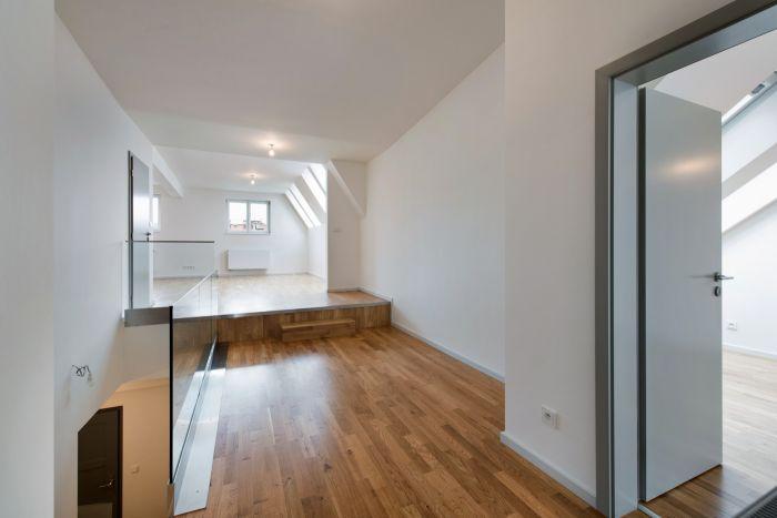 Půdní byt 3+kk, plocha 101 m², ulice Národní Obrany, Praha 6 - Dejvice | 2