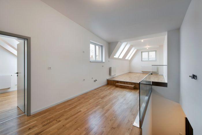 Půdní byt 3+kk, plocha 85 m², ulice Národní Obrany, Praha 6 - Dejvice | 2