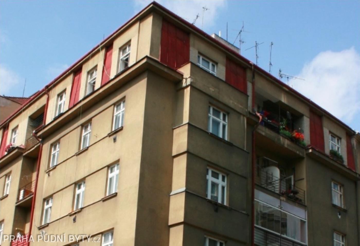 Aktuální stav - developerský projekt Jaurisova, ulice Jaurisova, Praha 4 - Nusle | 2