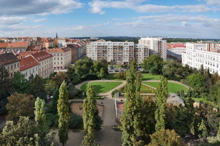 Půdní byt 3+kk, plocha 73 m², ulice Žižkovo náměstí, Praha 3 - Žižkov, cena 6 472 000 Kč | 6