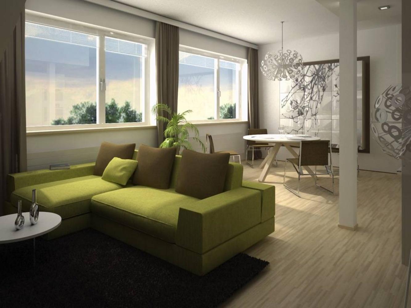 Půdní byt 2+kk, plocha 39 m², ulice U Vody, Praha 7 - Holešovice   1