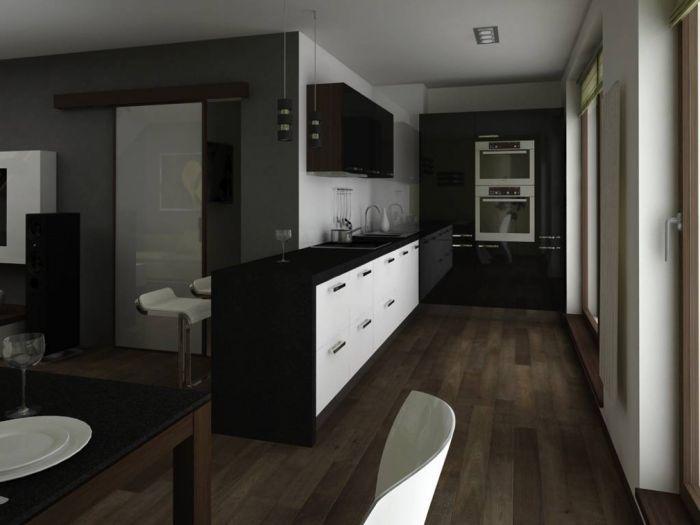 Půdní byt 3+kk, plocha 119 m², ulice Šmilovského, Praha 2 - Vinohrady, cena 9 490 000 Kč | 3