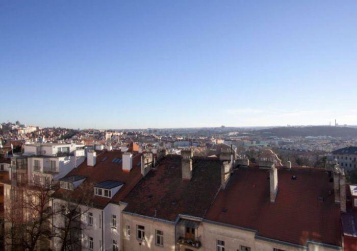 Půdní byt 3+kk, plocha 99 m², ulice Šmilovského, Praha 2 - Vinohrady, cena 8 490 000 Kč | 4